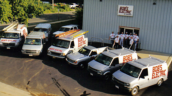 Bobs Electric wausau wi electrical contractor