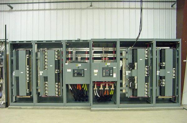 Bob's Electric industrial panel mcc